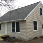 Addition, Siding, Windows and Roof